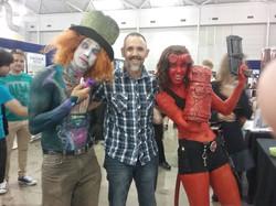 Marc Lindsay Author Hellgirl