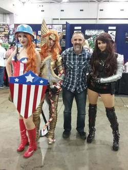 Marc Lindsay Author girls