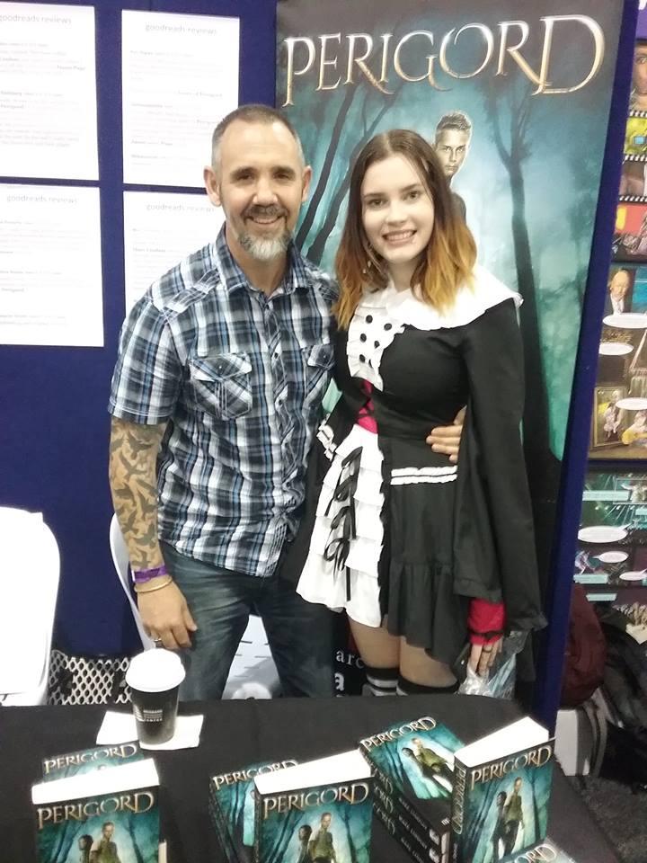 Marc Lindsay Author & Dana M