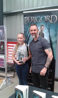 Marc Lindsay Author G