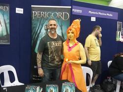 Marc Lindsay Author & Flame