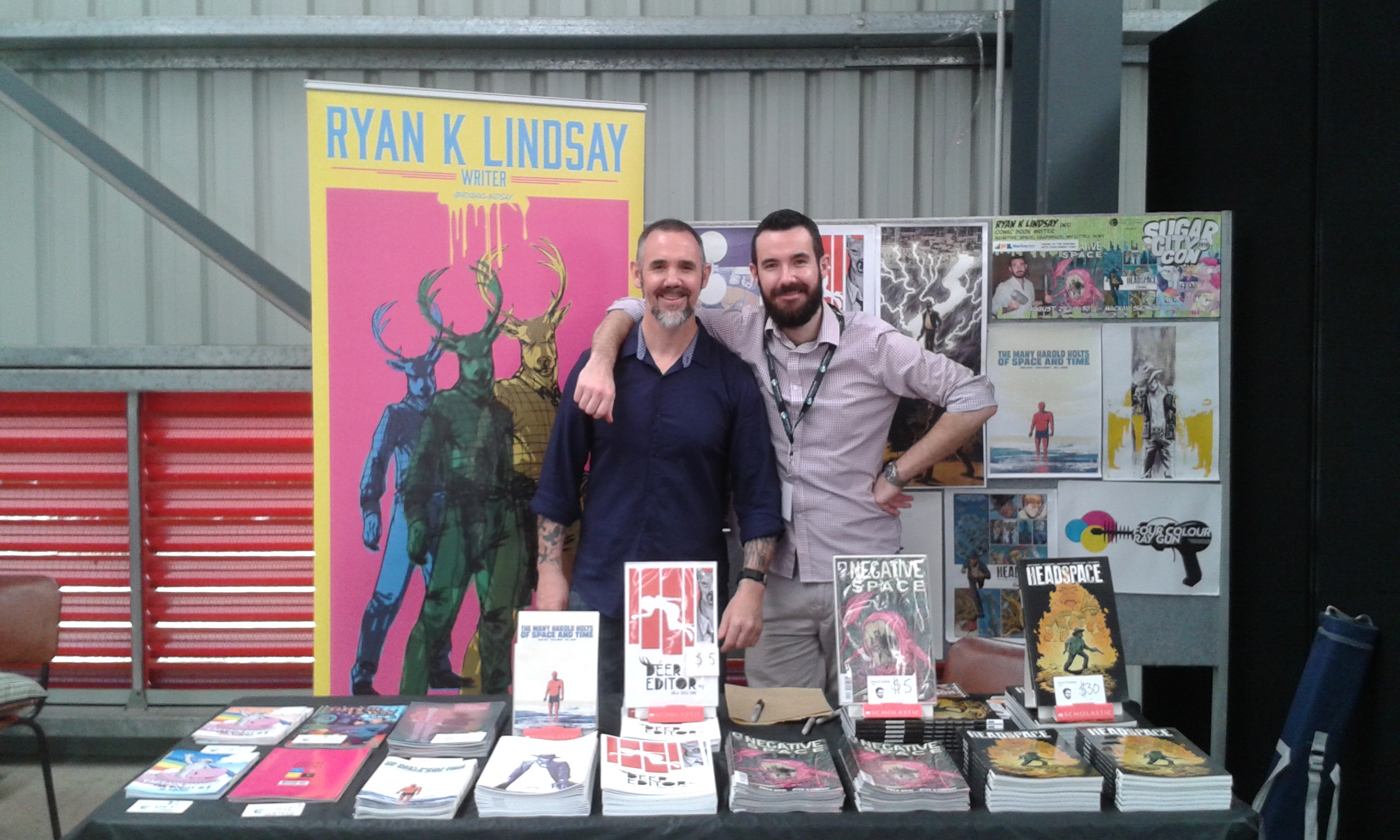 Marc Lindsay Author Bro