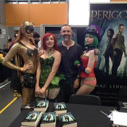 Marc Lindsay Author Tropicon