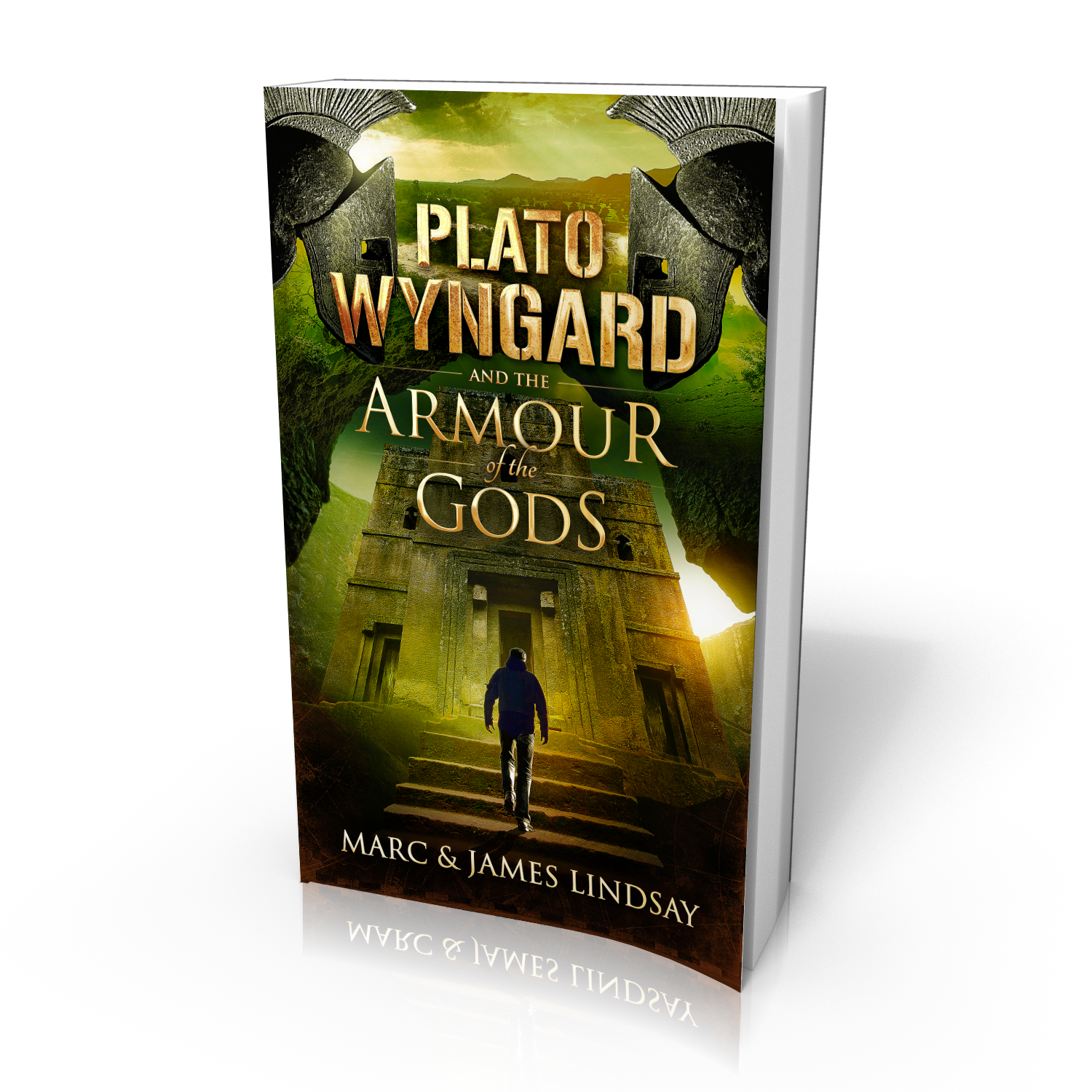 Plato Wyngard and the Armour of the God - 3D