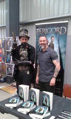 Marc Lindsay Author SP