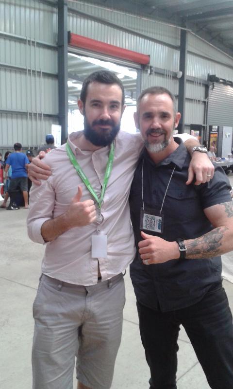 Marc Lindsay Author & Ryan Lindsay