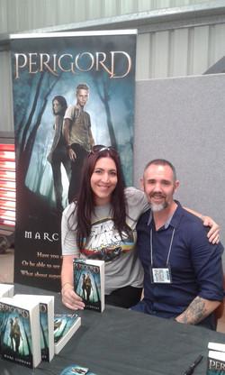 Marc Lindsay Author Lady