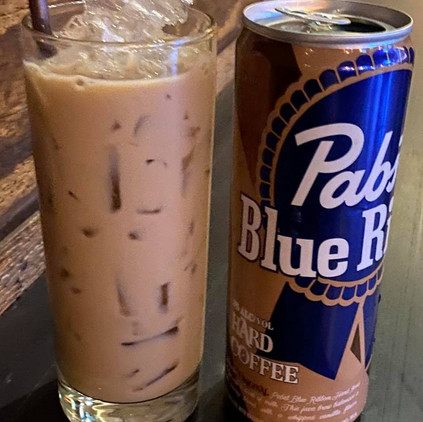 PBR Hard Coffee!!! Try it with a Shot of