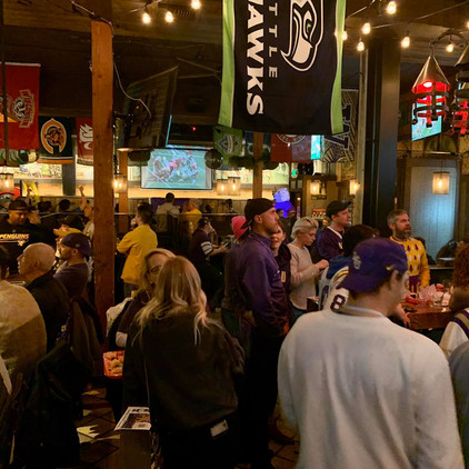 LSU Game Day Watch Party