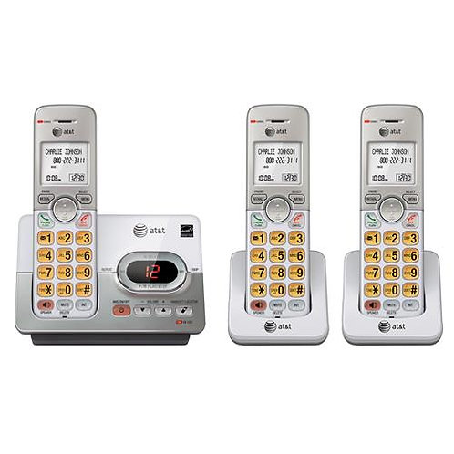 VTech 3 Handset Cordless Answering System with Caller ID/Call Waiting