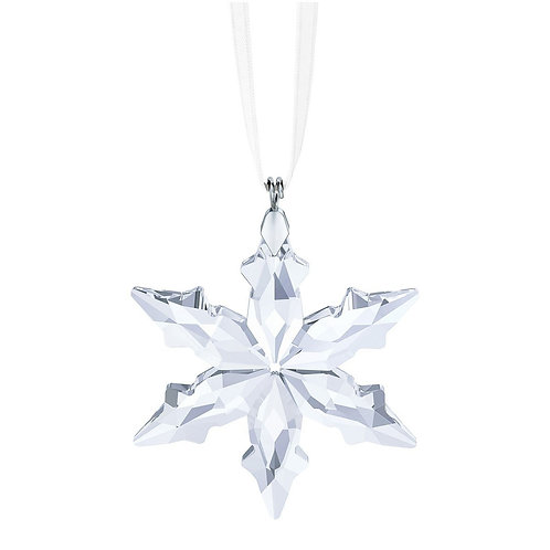 Swarovski Christmas Little Star Snowflake Ornament 2015