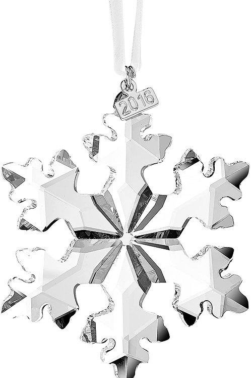 Swarovski Annual Edition 2016 Christmas Ornament