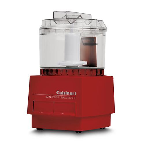 Cuisinart Mini Prep Processor - Red