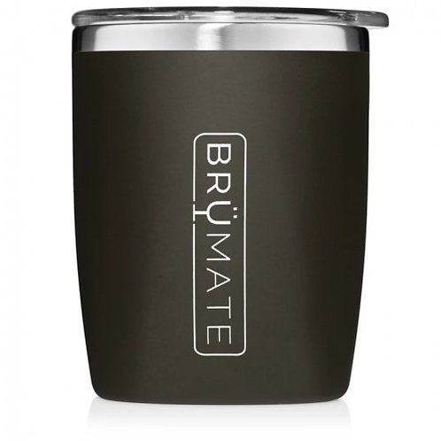 Rocks Tumbler 12oz - Matte Black