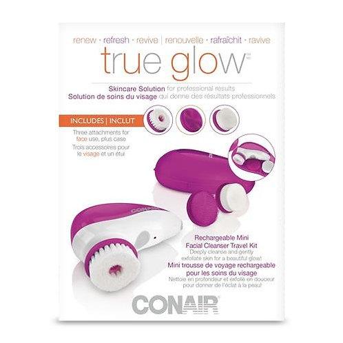 Conair Rechargeable Mini Facial Cleanser Travel Kit