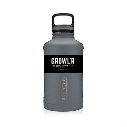 Brumate Growl'r 64oz - Matte Gray