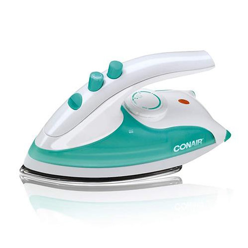 Conair Dual Voltage Compact Steam Iron