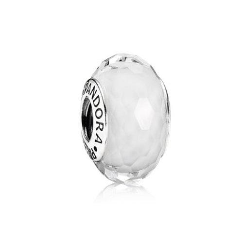 Pandora Fascinating White Charm