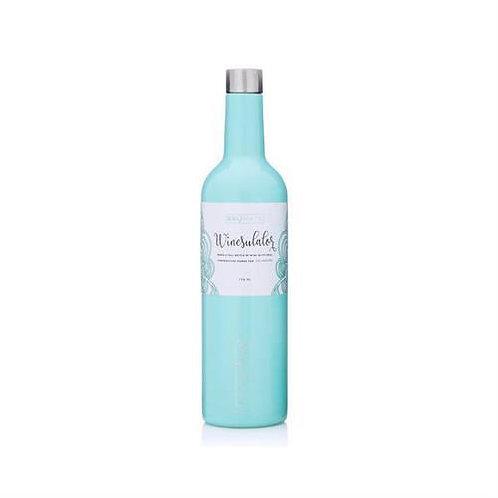 Brumate Winesulator 25oz Wine Canteen - Aqua