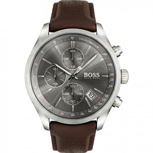 Hugo Boss Mens Grand Prix Chronograph Watch