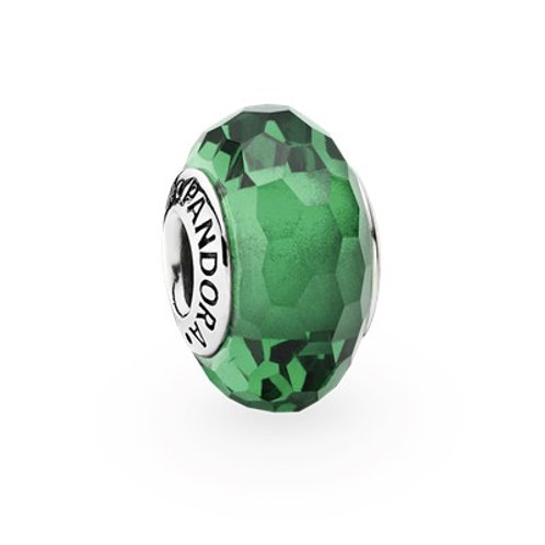 Pandora Fascinating Green Charm