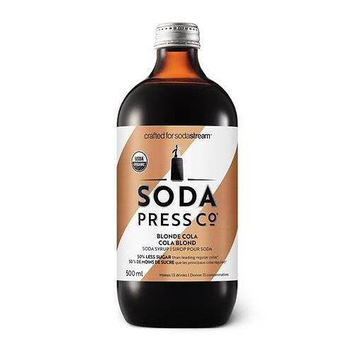 SodaStream Blonde Cola
