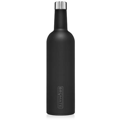 Brumate Winesulator 25oz Wine Canteen - Matte Black