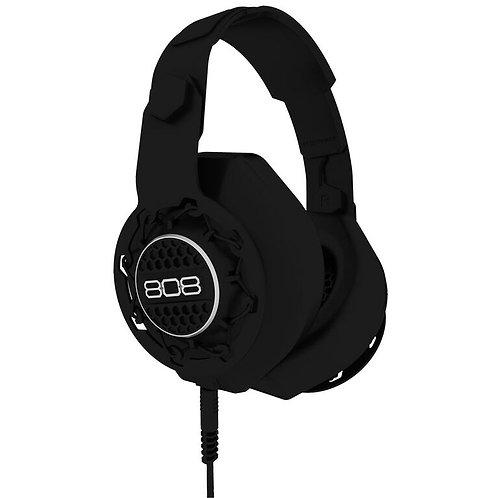 808 Audio Performer Wired Headphones Black