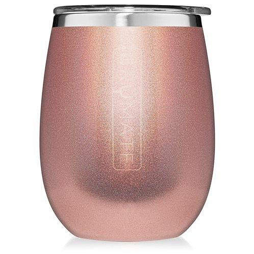 Brumate Uncork'd - Glitter Rose Gold