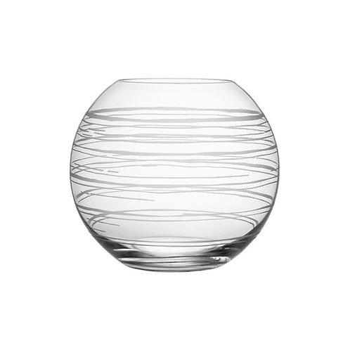 Orrefors Graphic Vase