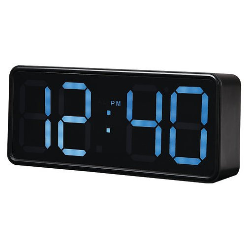 RCA Alarm Clock, Extra Large