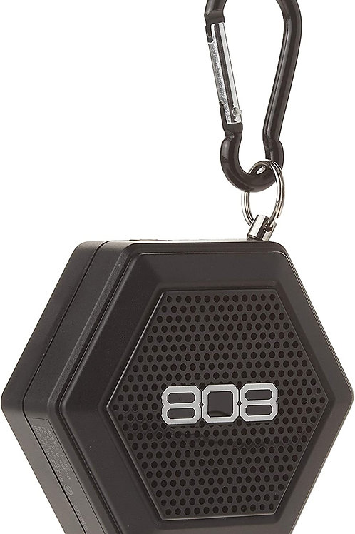 808 Audio Tether Bluetooth Speaker Black