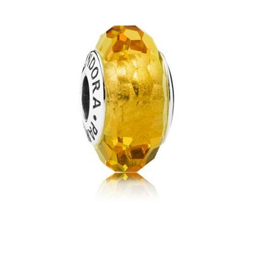 Pandora Fascinating Golden Charm