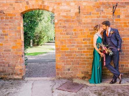 Lizzy and Rich, Rodbaston Hall