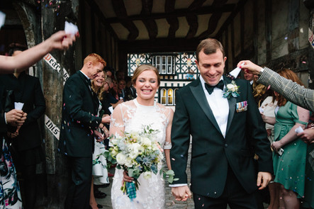 Fay and Roy, Lord Leycester Hospital