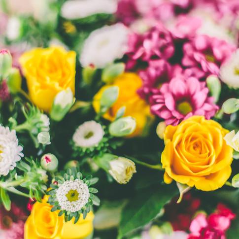 Mothers' Day Arrangement, Stem Ginger