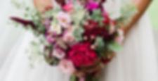 Wedding flowers - Stem Ginger