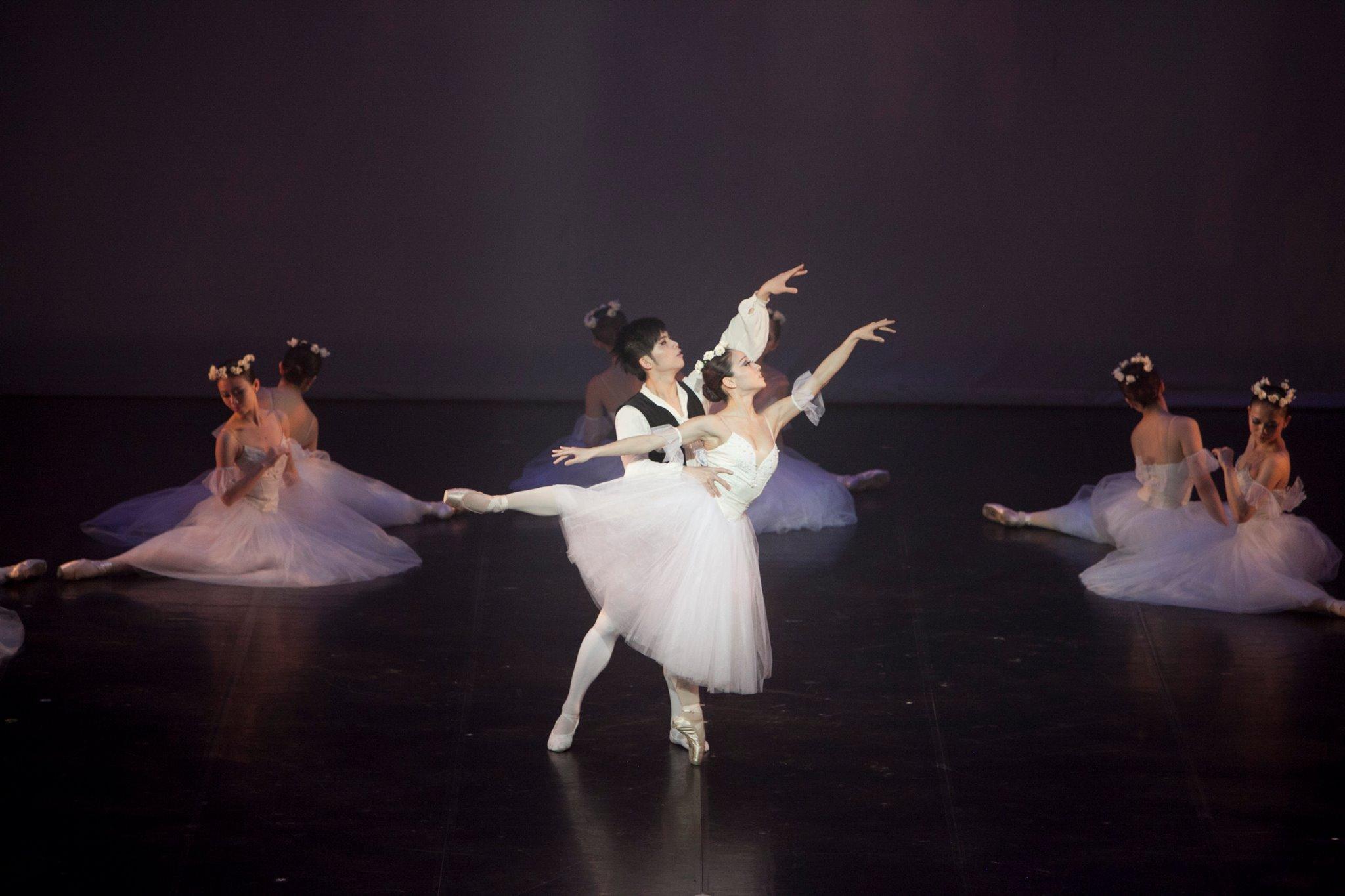 國立臺灣藝術大學舞蹈系-蕭邦組曲