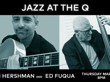 Jazz Tomorrow, The Prodigals on Saturday!