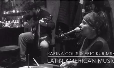 Karina Colis – Latin American Duo!