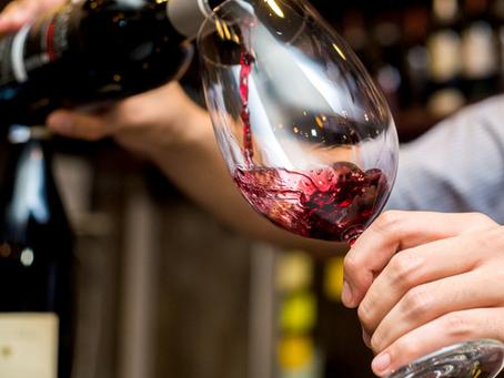 Wine Tasting Tomorrow!