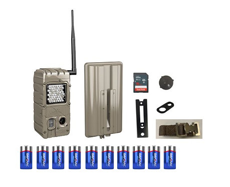 CuddeLink G-5062 Power House IR Package Deals