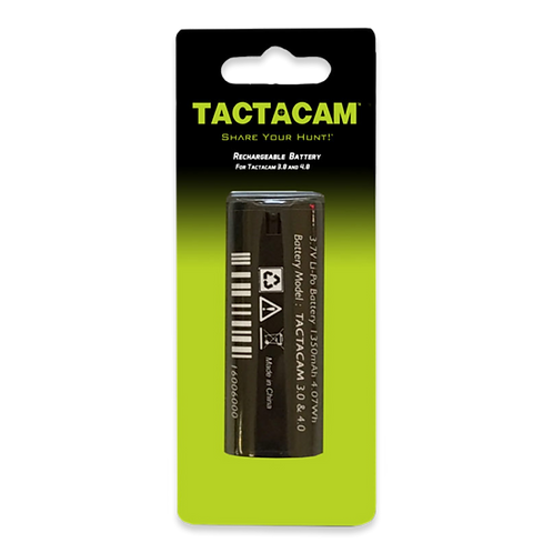 Tactacam Rechargable Battery