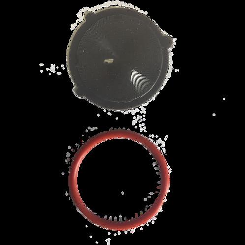 Fresnel Lens, Center Angle Model 9004