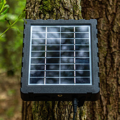 WiseEye Solar Panel (Works with Tactacam Reveal Cameras)
