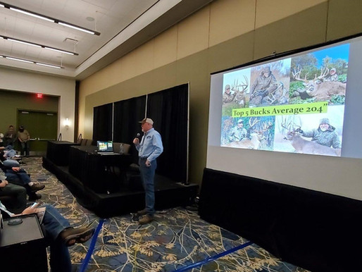 Keys to a Great Mature Buck Property - Don Higgins Seminar Takeaways from the Iowa Deer Classic