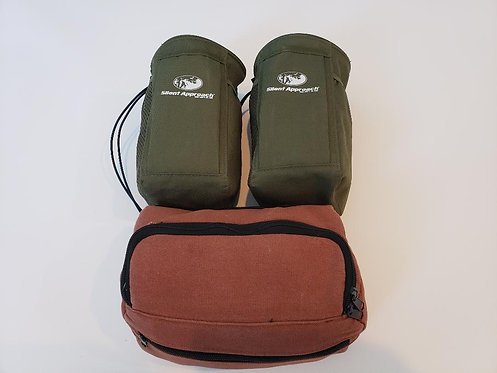 Silent Approach 12 Step Saddle Hunter Package