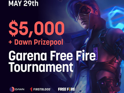 Free Fire Tournaments Are Coming To Firstblood