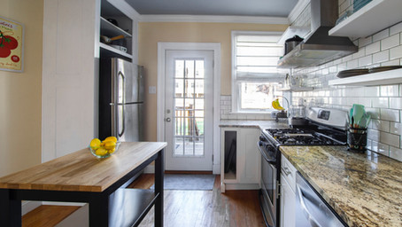 The Kitchen Cabinet & Countertop Swap: How long does a basic kitchen renovation take?