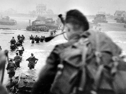 Sector británico de la Segunda Guerra Mundial